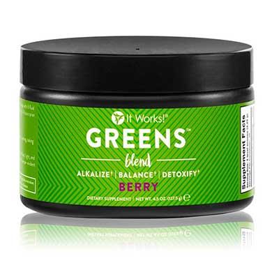 It Works! Greens Blend