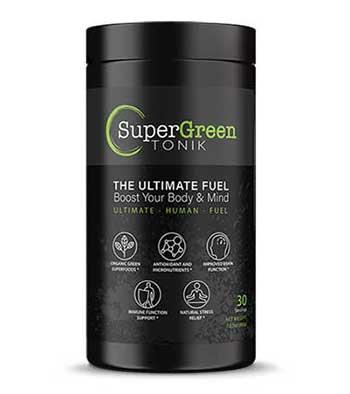 Supergreen TONIK tub