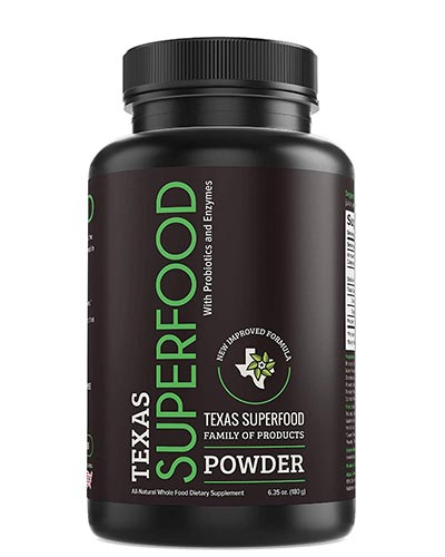 Texas SuperFood Greens