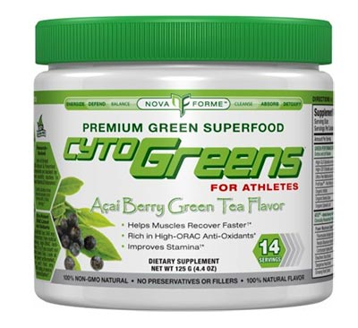 Nova Forme CytoGREENS Review