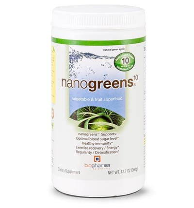 Nanogreens Review