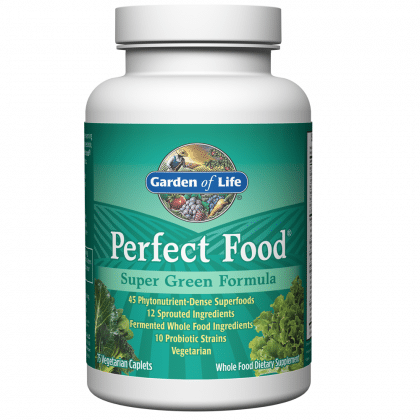 Garden of Life Perfect Food Review