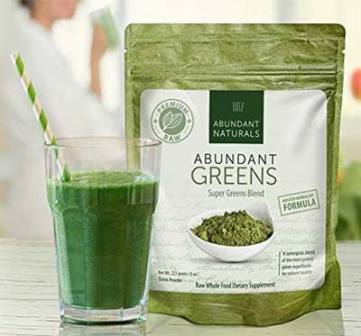 Abundant greens drink