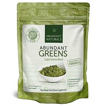 Abundant greens review