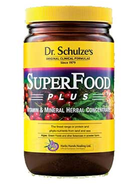 Dr. Schulze's SuperFood Plus Review
