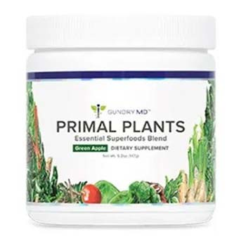 Gundry Primal Plants review