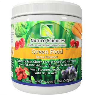 Naturo Science greens superfood