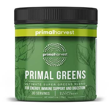 Primal Harvest Primal Greens powder