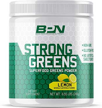 BPN Strong Greens tub