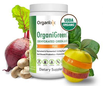 Organic Organigreens review