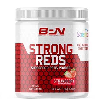 BPN Strong Reds tub