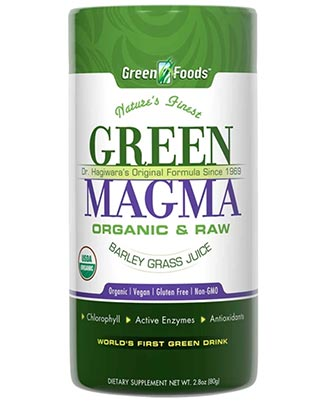 Green Magma Review