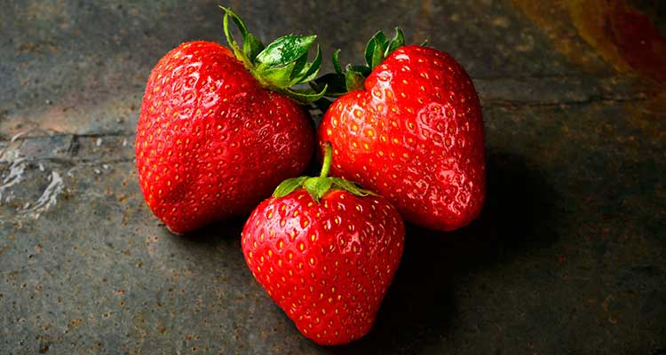 Strawberry superfoods