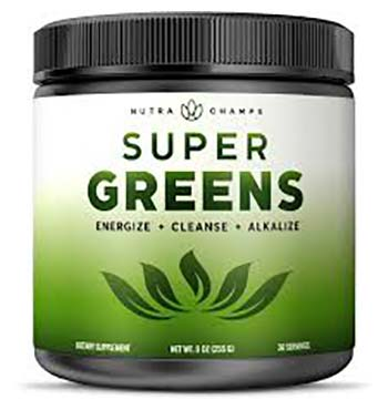 Nutrachamps Super Greens Review