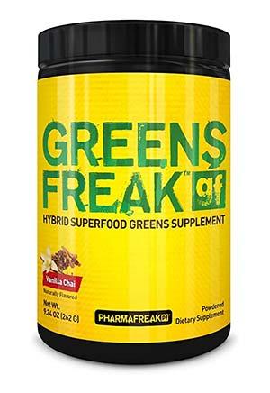 Pharmafreak Greens Freak Powder