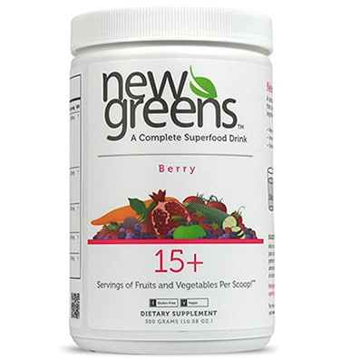 New Greens review