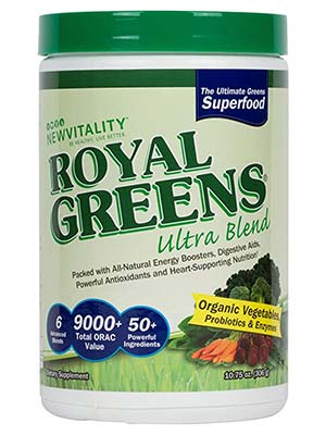 Royal Greens tub