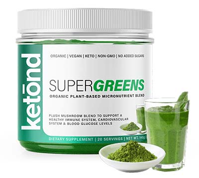 Ketond Super Greens Review