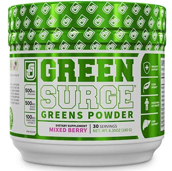 Green Surge Greens Powder