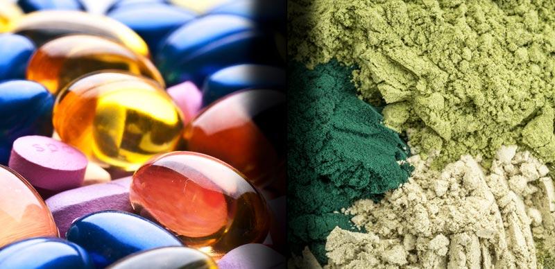 Multivitamins vs Green Powder supplements