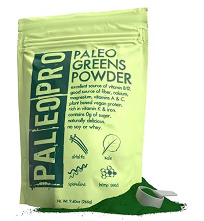 Paleo Greens Powder