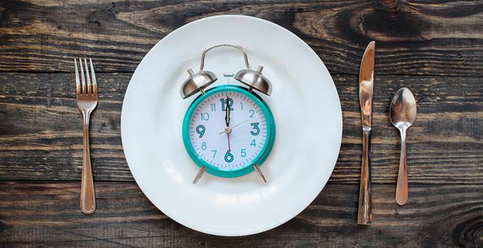 Intermittent fasting schedules