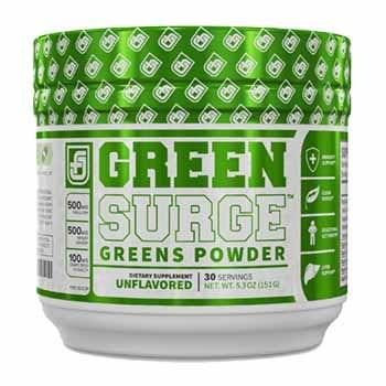 Green Surge Greens Powder