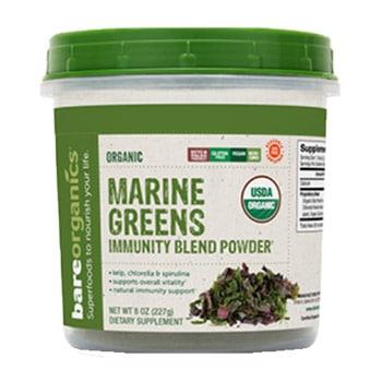 Marine Greens Immunity Powder