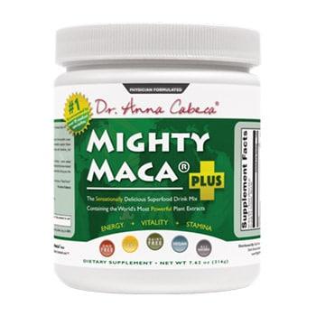 Mighty Maca Plus
