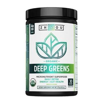 Zhou Nutrition Deep Greens