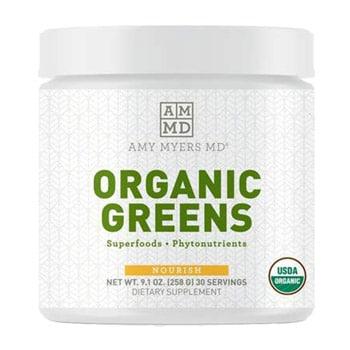 amy myers organic greens