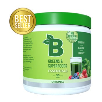 bloom nutrition greens