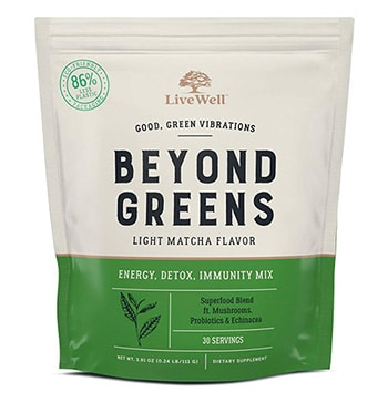 Livewell Beyond Greens review