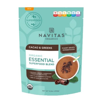 navitas protein and greens