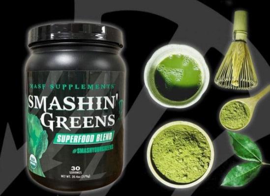 Smashin Greens MASF Supplement