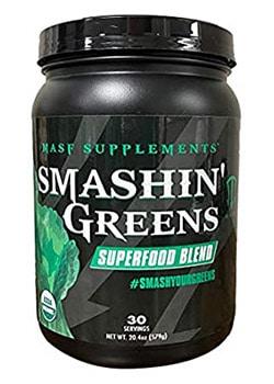 Smashin Greens review